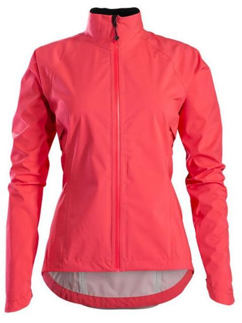 Bontrager Vella Stormshell Jacket Women Diva Pink